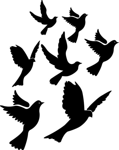 bird silhouette tattoo bird silhouette design clipart best but