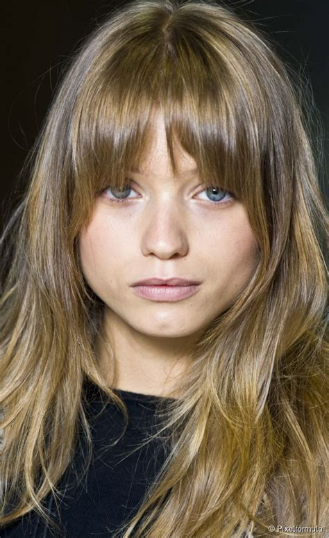 7 Different Styles Of Bangs by 25 Best Ideas About Fringe Bangs On Bangs