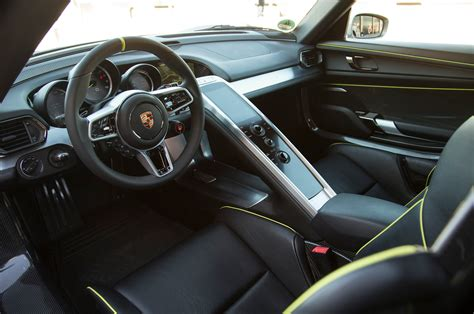 porsche 918 interior 2015 porsche 918 spyder interior photo 7