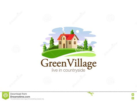 house logo design vector real estate house logo cartoon vector cartoondealer com