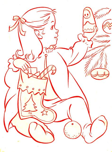summer santa coloring page the literate quilter december 2012