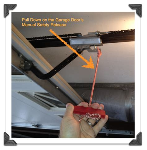 liftmaster garage door opener manual