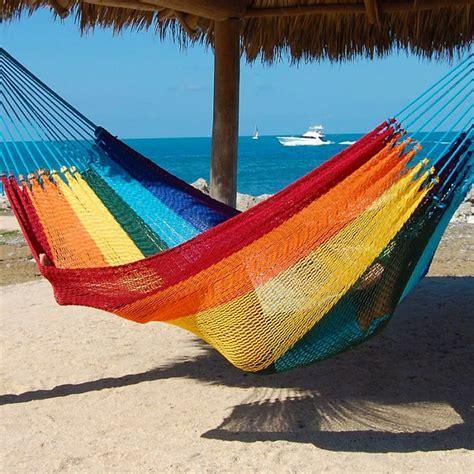 The Hammock Store Mayan Caribbean Hammock Rainbow By The Caribbean
