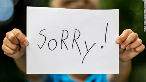 what s in a name with apologies to shakespeare plenty how not to apologize cnn