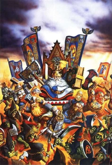Dwarfs Warhammer dwarfs warhammer 1d4chan