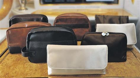 On Sale Travel Kit Bussinis Class Luxe Edition Abu Dhabi Etihad new amenity kits for emirates business class
