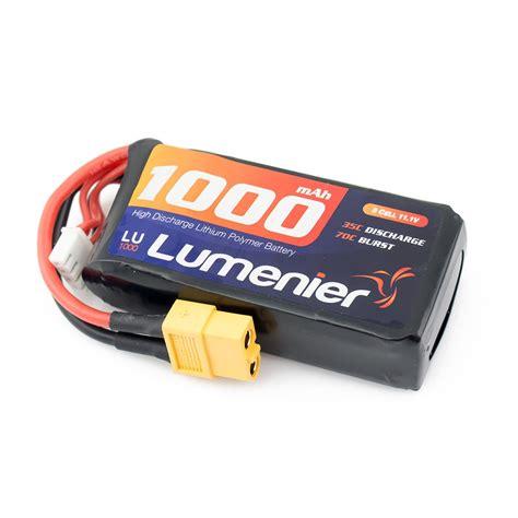 best 3s lipo battery lumenier 1000mah 3s 35c lipo battery xt60