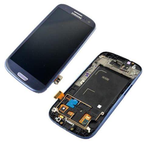 008808 Lcd Samsung I8190 S3 Mini Blue Org lcd digitizer frame samsung i8190 s3 mini