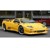 Celebrity Owned Lamborghini Diablo VT Roadster For Sale