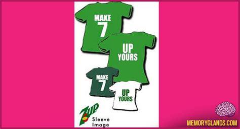 Make 7 Up Yours : Memory Glands – Funny Nostalgic Photos Walmart Slogan