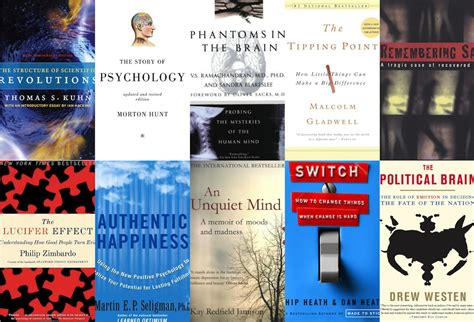 psychology books 10 essential psychology books i read in graduate school