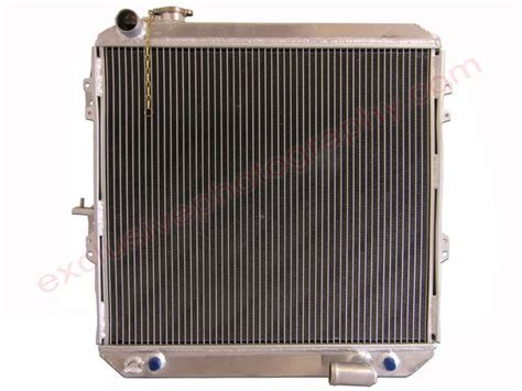 Radiator Hilux Diesel 3000cc Ori toyota ln106 hilux 4 runner 88 97 2 8lt diesel radiator ebay