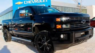 20 Wheels Truck Parking 2017 Chevrolet Silverado 2500hd Ltz Custom 20 Quot Rims