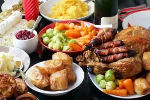 20 christmas dinner ideas picshunger