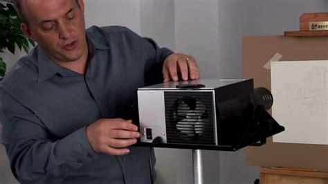 design master art projector artograph design series projectors youtube