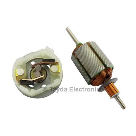 function of brushes in dc motor dc motor 12v 50ma 5 poles carbon brushes