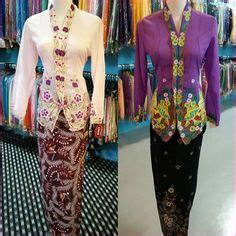 Set Kain Batik Mawar 2 antique peranakan 土生华人文物 kebaya encim antik bordir ayam fashion inspiration kebaya baju