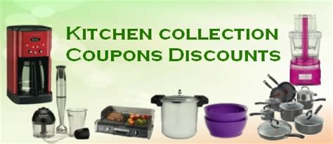 kitchen collections coupons discounts coupon network