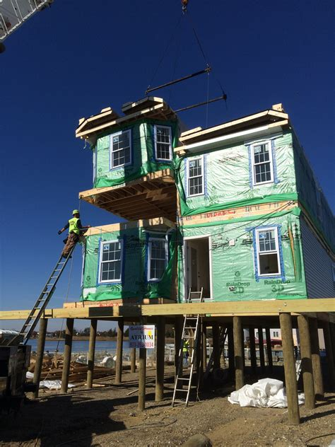 crown homes a local nj shore builder is honored with modular homes photo gallery in new jersey
