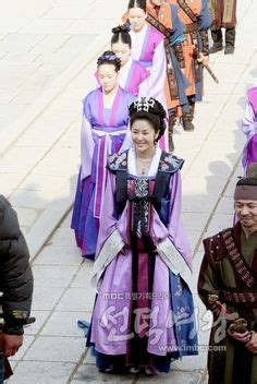 queen seon deok dramafire new historical drama quot the empress of china quot held a press