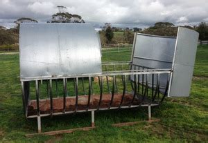 Hay Racks For Sale by Roll Hay Ring Racks For Sale X2 Livestock Equipment