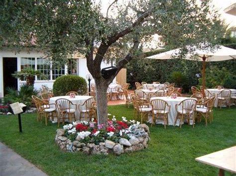 decorazioni per giardini decorare un giardino per una festa foto 40 40 design mag