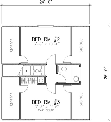 alpine mansion floor plan the alpine 1473 3 bedrooms and 1 bath the house designers