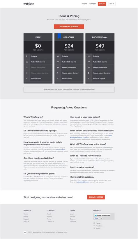 page layout design cost 41 best pricing page layout images on pinterest layout