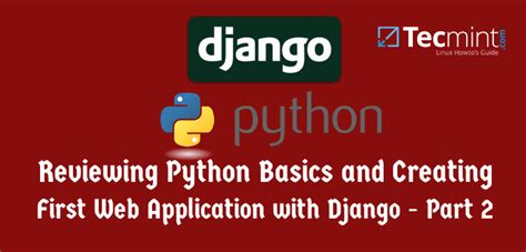 django tutorial part 7 installing and configuring django web framework with