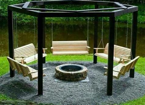 swing wesel pit and swing for the home