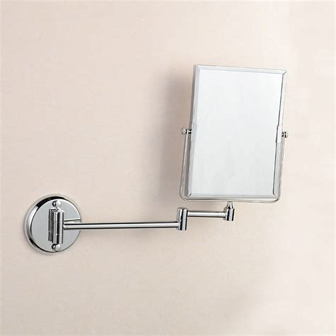 folding bathroom mirror 20 27day delivery 8 double side bathroom folding brass