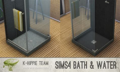 Mod The Sims Super Simple Shower 363