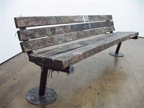 kurt cobain bench politics of the hap a life worth living
