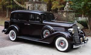 1935 Buick For Sale Custom 1935 Buick 4 Door Sedan Resto Rod