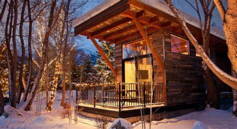 Small Homes Jackson Wyoming Fireside Resort Jackson