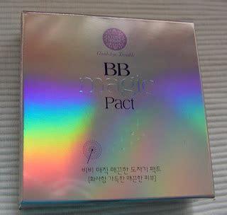 Etude Bb Magic Pact lotus palace etude house bb magic pact