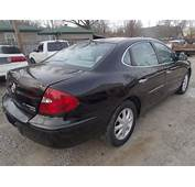 Find Used 2005 Buick Lacrosse Salvage Damaged Runs And