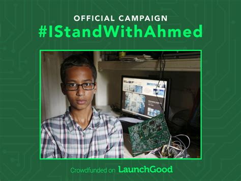 Clock Stand by Projects Istandwithahmed Launchgood