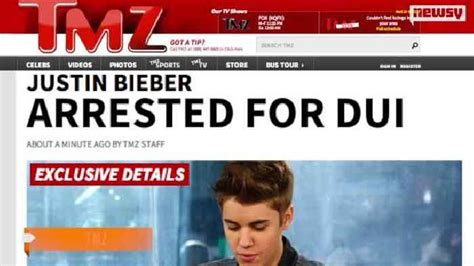 justin bieber arrested for a dui youtube justin bieber arrested for dui one news page us video