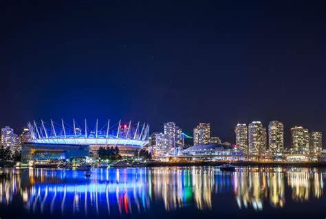 Vancouver Night Lights Photorator Light Vancouver