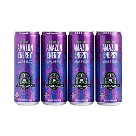 energy drink 4 pack price 4 pack acai berry energy drink by sambazon thrive