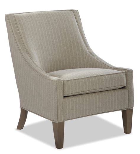 accent chairs with seat depth contemporary accent chair by craftmaster wolf and