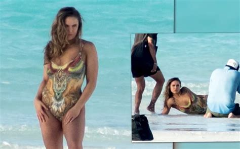 ronda rousey chion opieradio show on twitter quot ronda rousey body paint