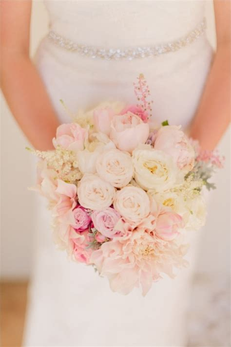 Wedding Bouquet Light Pink by San Diego Light Pink And Gray Wedding