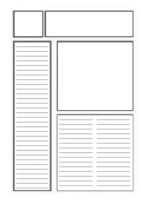 newspaper report template ks3 newspaper template botbuzz co