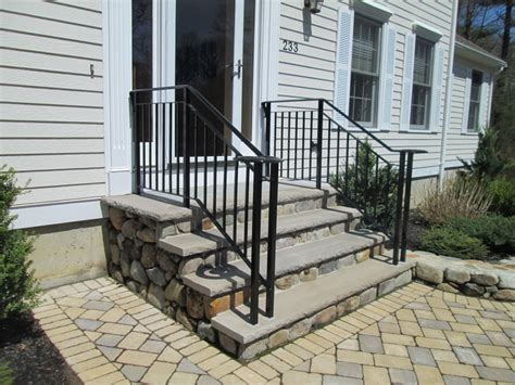 Home Depot Design Center Nj by Awesome Exterior Metal Handrails Pictures Interior
