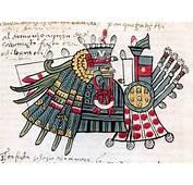 Huitzilopochtli Patron Of The Panquetzaliztli Festival