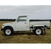 Suzuki SJ 410 Pick Up 1982–85