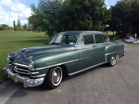 1953 Chrysler New Yorker For Sale by 1953 Chrysler New Yorker Deluxe For Sale