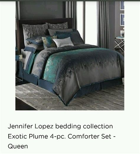jennifer lopez comforter set jennifer lopez comforter bed skirt set queen exotic